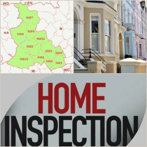 Property inspection report london for immigration
